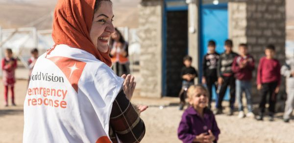Syria's children call for peace | World Vision International