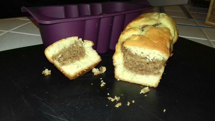 Marbré pâte à tartiner clémentine