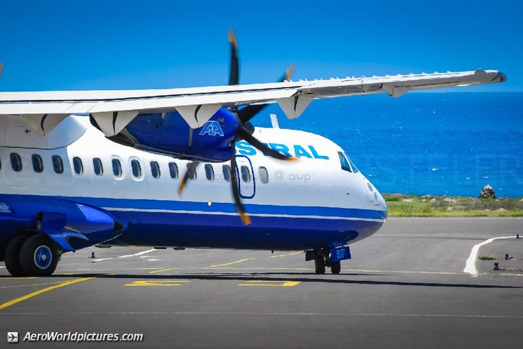 Air Austral ATR 72-500 (72-212A) - cn 650 - F-OHSF