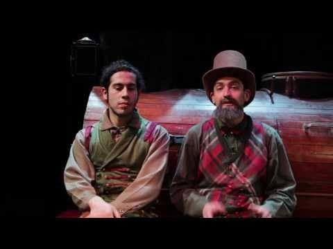 """""""Viaje al centro de la Tierra"""" en Teatro UC - YouTube"""