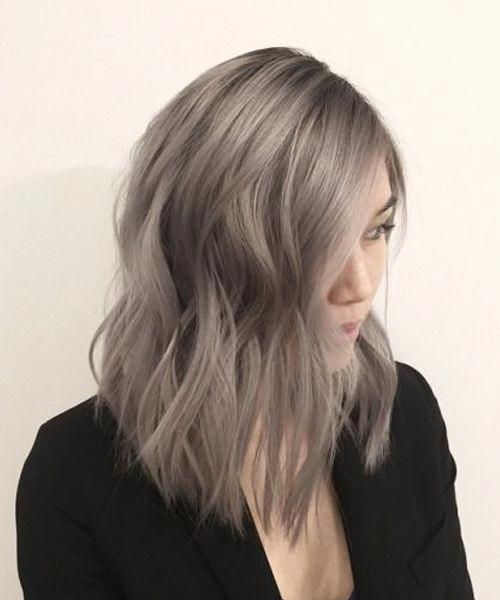 Choosing The Best Hairstyle For Men With Images Ash Hair Color