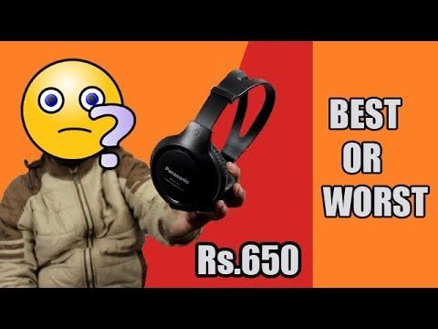 Rs. 650 Budget Over Ear Headphones With Extra Bass | Realy?? By Aayiye Sikhte Haiunboxing,headphone,budget,2018,best,bad,new,how to,aayiye sikhte hai new,why,how,loop,bass,extra,panasonic,sonySony MDR-ZX110 On-Ear Stereo Headphones (White),Sony,ZX110Panasonic Full-Sized Lightweight Long-Cord Headphones - Black (RP-HT161-K),Panasonic,RP-HT161-K