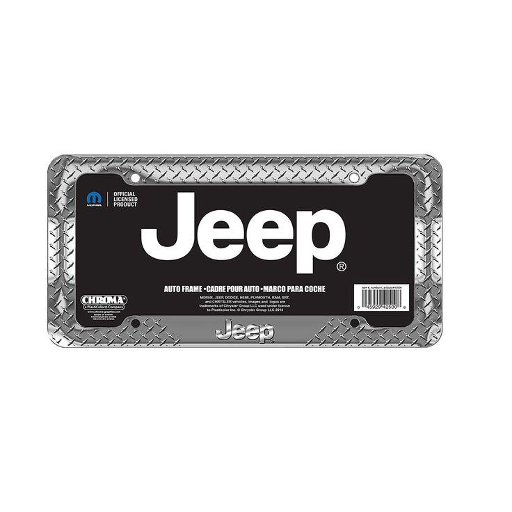 best 25 jeep license plate frame ideas on pinterest