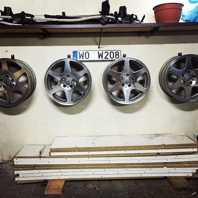 Mercedes Benz W124 Amg Evo Wheels