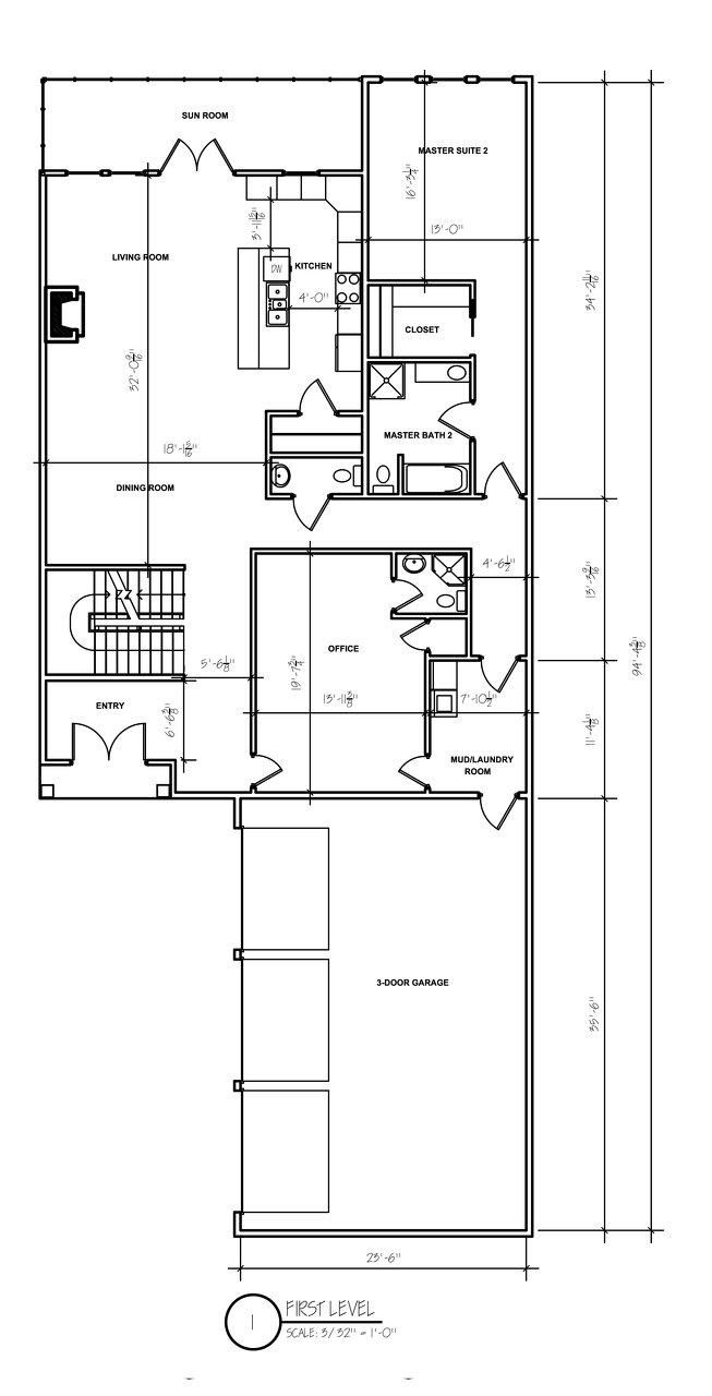 In law suite addition plans floor plan designed for for In law suite plans