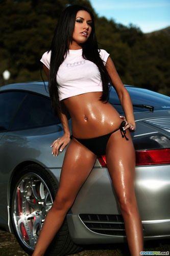 13 Best Donne E Motori Images On Pinterest Car Girls