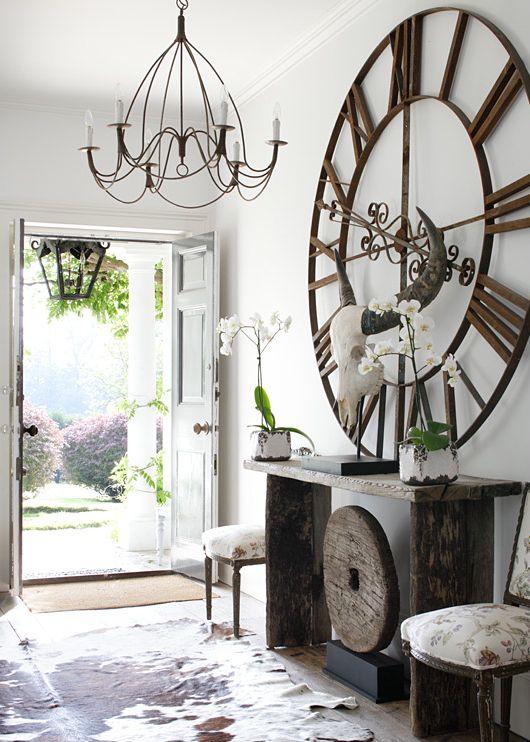 Superior Beautiful Unique Giant Wall Clock
