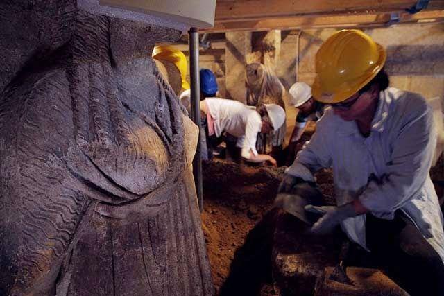 Ανακοίνωση του Υπουργείου Πολιτισμού για την ανασκαφή στον Τύμβο Καστά στην Αμφίπολη