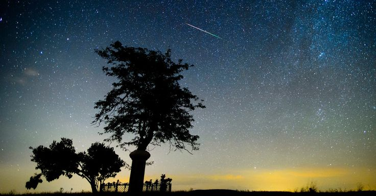 Even if you aren't able to head outside to check out the Perseid meteor shower yourself, you can still watch soem shooting stars with NASA online.