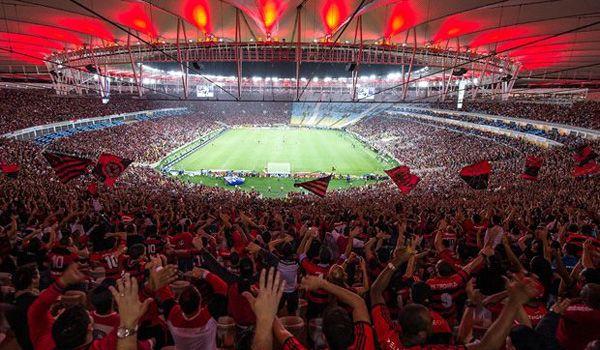 Estádio Jornalista Mário Filho (Maracanã) in Rio de Janeiro, RJ