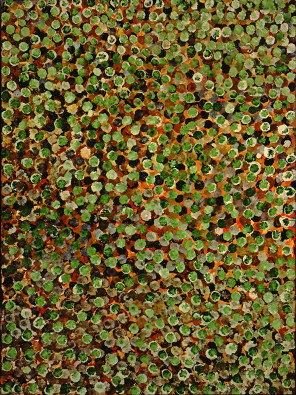AphroChic: The Inspiring Work of Emily Kame Kngwarreye