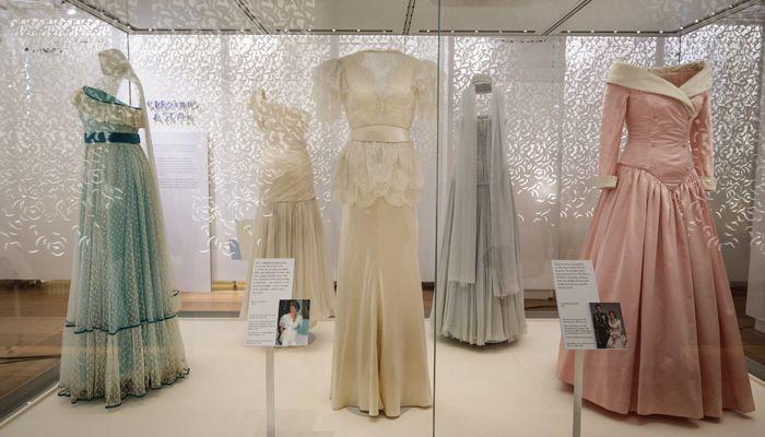 roupas princesa Diana