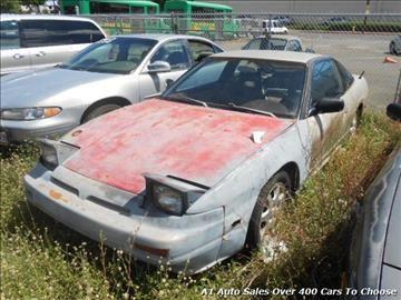 Nissan 240SX For Sale