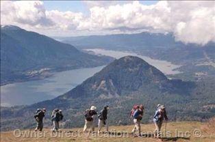 Incredible hiking and biking trails can be found in Wenatchee, Washington