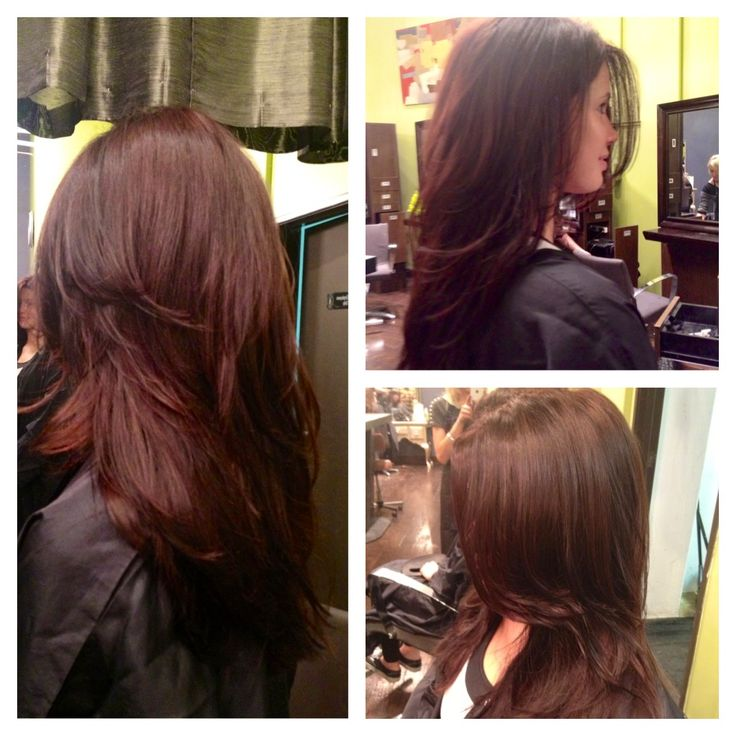 Pretty copper brown hair color @ The Green Room Organic ... - photo#40
