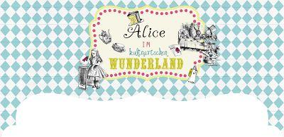 Alice im kulinarischen Wunderland