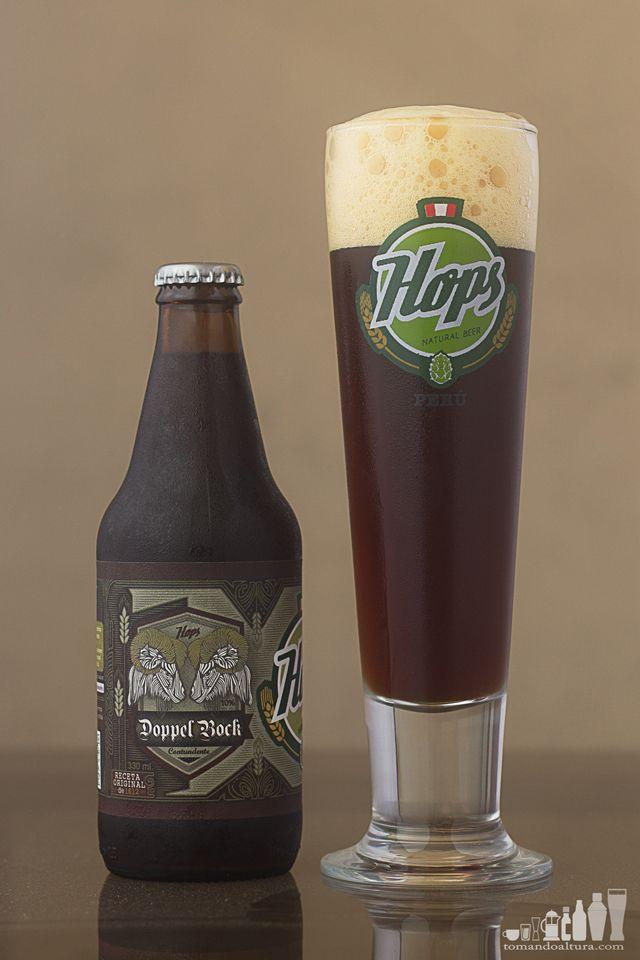 Copa Cervezas de América 2016: Cerveza Hops ve reconocida su experiencia en lagers con una medalla para su Doppel Bock.