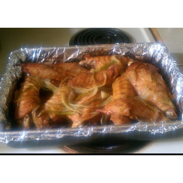 Baked Chicken Recipes Wings