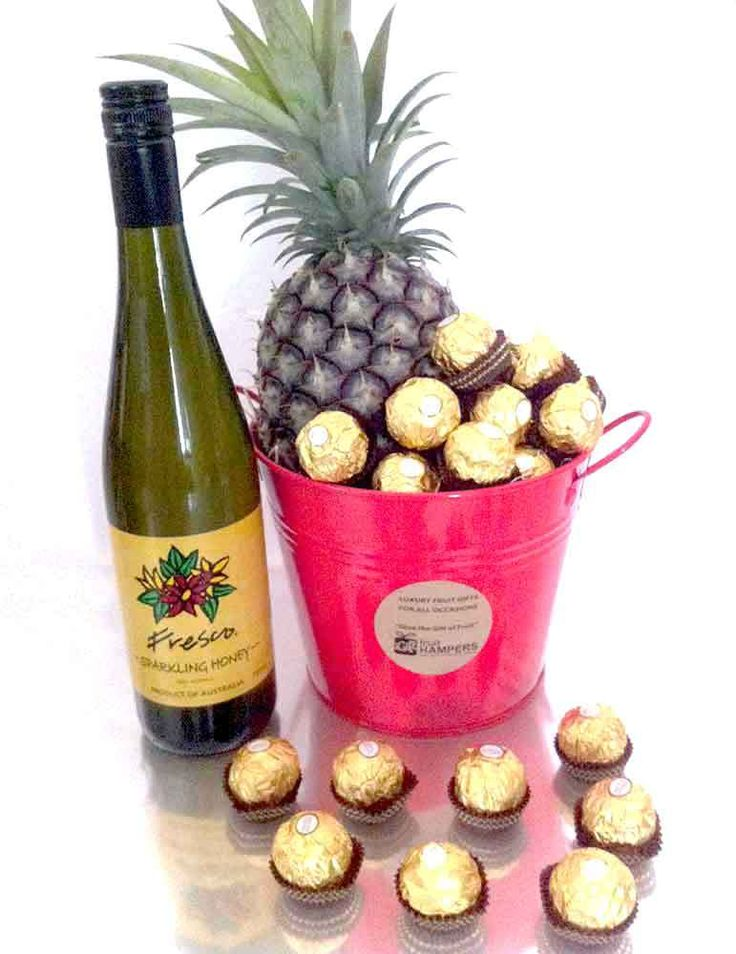 igiftFRUITHAMPERS.com.au - Gift Bucket Sparkling Honey Nectar   Chocolate   Pineapple - Free Delivery, $95.00 (http://igiftfruithampers.com.au/gift-bucket-sparkling-honey-nectar-chocolate-pineapple-free-delivery/)  The all occasions gifts perfect for Christmas, Birthday, Anniversary, Congratulations, Get Well, I Love You, Valentines or just because I'm thinking about you  http://igiftfruithampers.com.au/gift-buckets/  #giftbuckets #gifthampers #giftbasket #gifthamper #corporategifts…