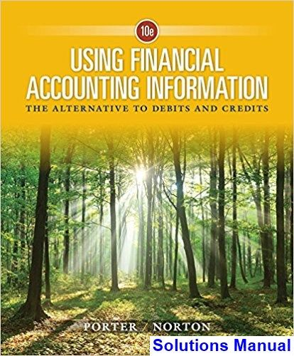 25 best solutions manual download images on pinterest calculus solutions manual for using financial accounting information the alternative to debits and credits 10th edition by fandeluxe Choice Image