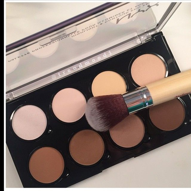 NYX contour palette. Might just be better than the rest and at half the cost. Great colors for fair skin!