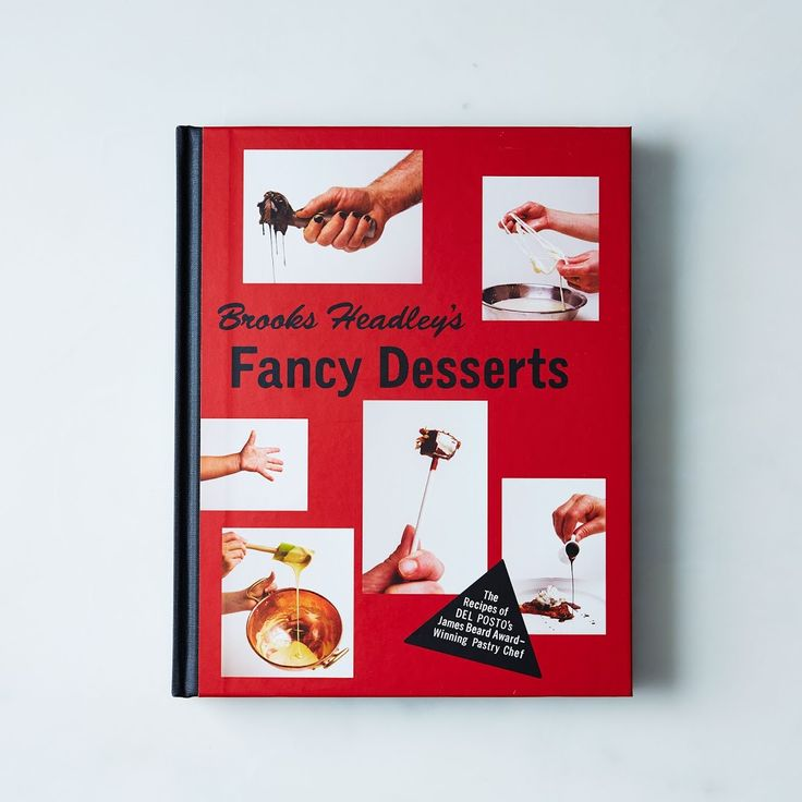 Has anyone picked this up yet? || Brooks Headley's Fancy Desserts, Signed Copy