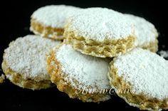 Biscotti algerini ricetta siciliana   Arte in Cucina