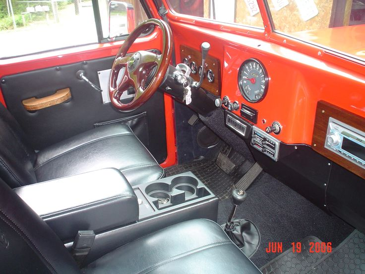 willys 1960 pickup