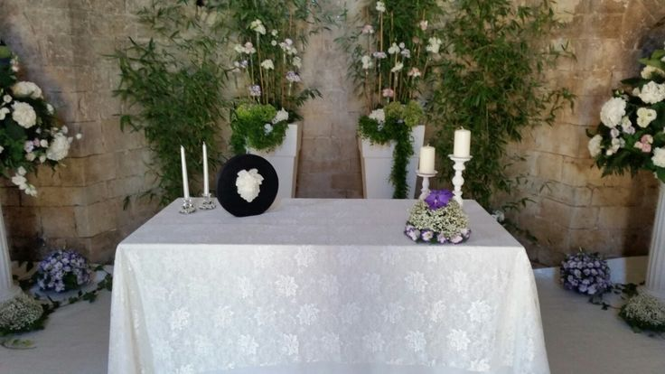 Altare tempio rito della luce