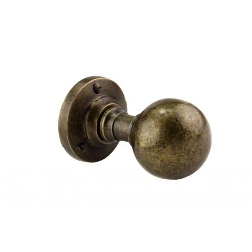 Rustic Door Knobs Available In Bronze Pewter Or Nickel