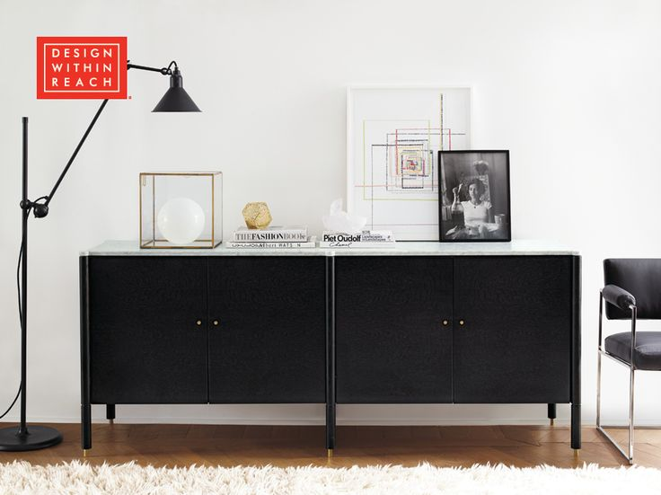 Morrison Credenza | In collaboration with @DWRpins