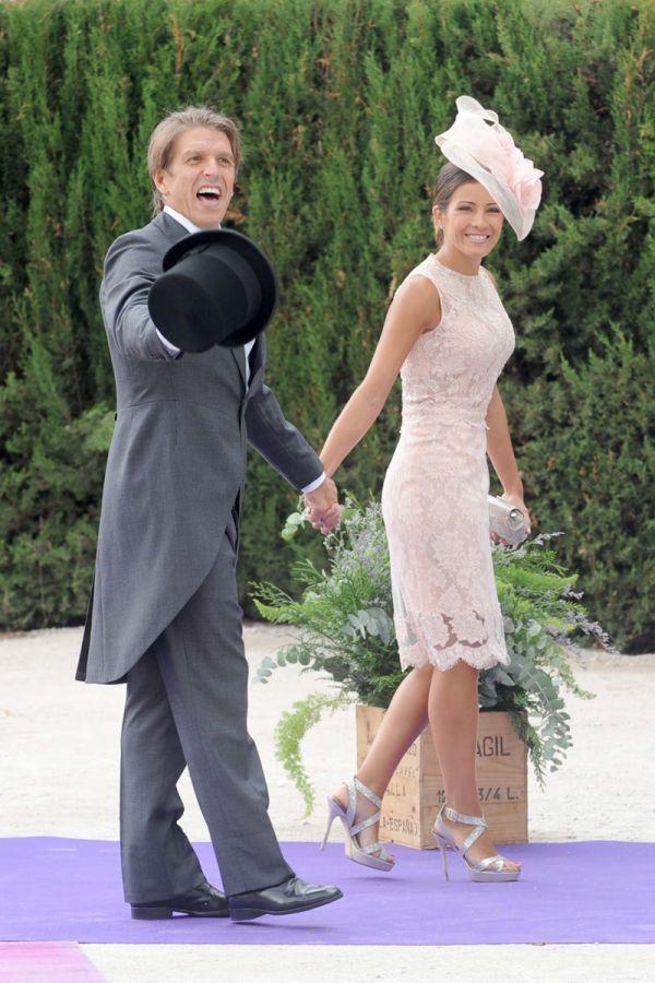 La boda de Fran Rivera y Lourdes Montes