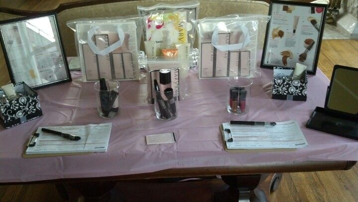 Mary Kay Cadillac >> Mary Kay Table www.marykay.com/dianalady dianalady@marykay ...