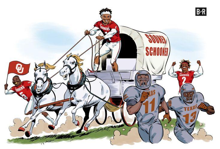 Bleacher Report on | Oklahoma sooners football, Boomer ...
