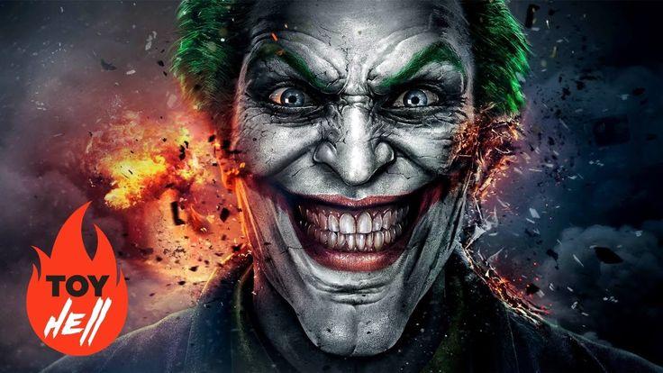 Joker Vs Blowtorch - Toy Hell