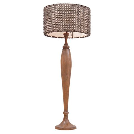 Best 25 rattan floor lamp ideas on pinterest brass table lamps teak wood floor lamp with a woven rattan drum shade product floor lampconstruction material mozeypictures Image collections