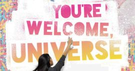 Eric Smith, Author at BOOK RIOT    WHAT TO READ WHILE WAITING FOR YOU'RE WELCOME UNIVERSE BY WHITNEY GARDNER  ERIC SMITH 02-26-17  YA books about disability, complicated friendships, and art to pick up while you're waiting for YOU'RE WELCOME UNIVERSE by Whitney Gardner.