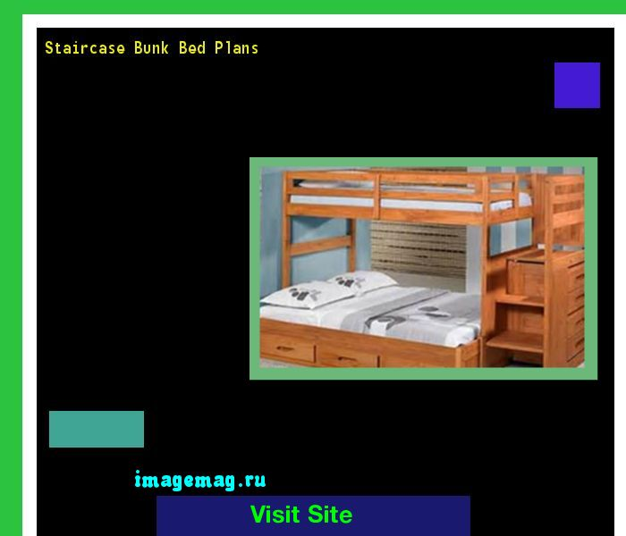 Staircase Bunk Bed Plans 164839 - The Best Image Search