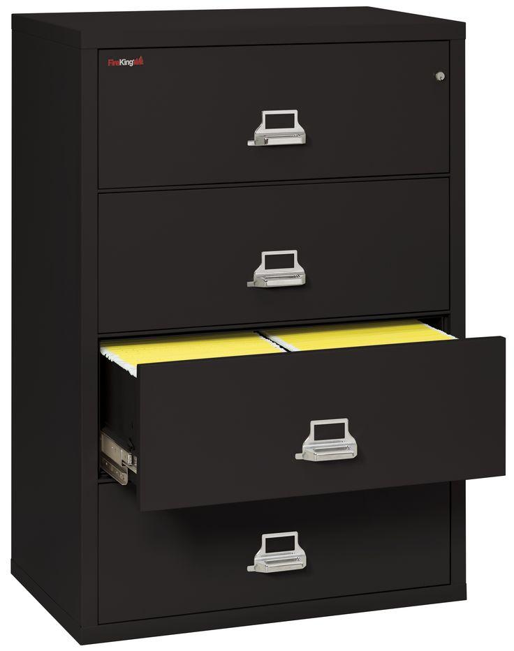 Fireking 2 Drawer Lateral File Cabinet