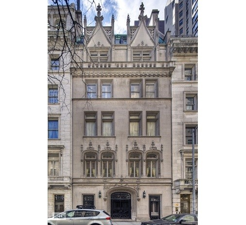 The Madison Mansion, Central Park East.