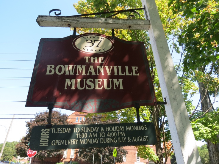 Edwardian Lunch at the Bowmanville Museum