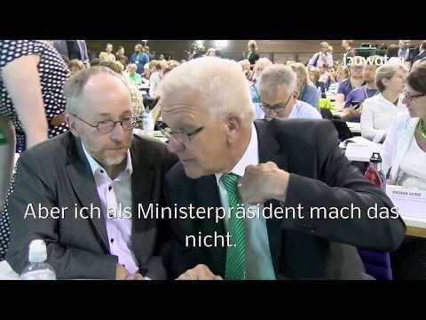 Kretschmann-Video: Kritik an Elektroauto-Beschluss | autozeitung.de