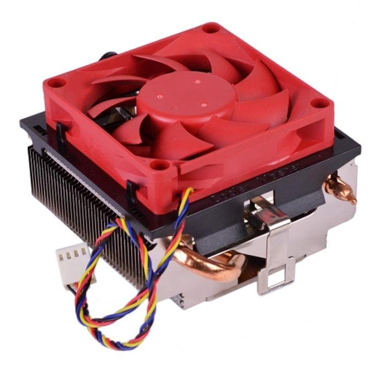 Cooler Master HK8-00005 Socket FM2+/FM2 Aluminum Heat Sink & 2.75 Fan w/Copper Heatpipes & 4-Pin Connector up to 4.0GHz
