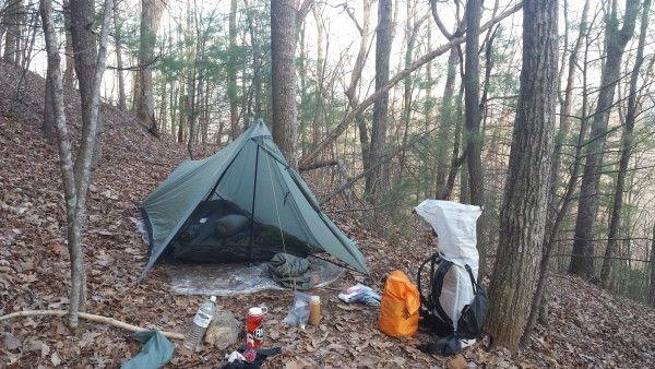 Minimalist Hiking Supply List