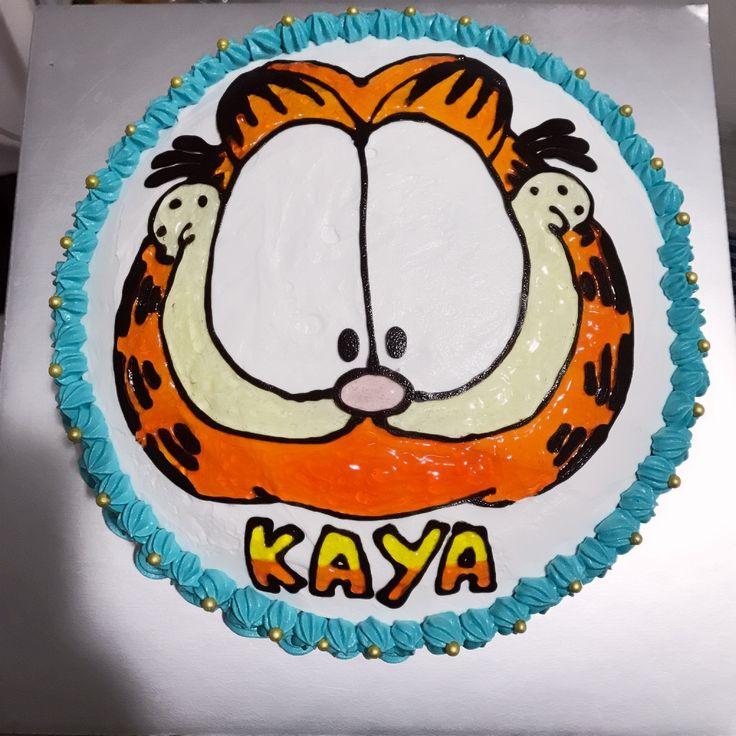 Birthday cake order by my supervisor