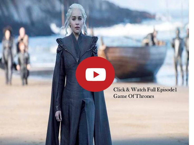 Click & Watch Full Episode1 Game Of Thrones   Are you a diehard fan of Game of Thrones - A fantasy drama?  You have good news to rejoice. If you are among those who are eagerly waiting for its season-7, watch it live here. Episode 1 of season-7 Game of thrones is all set to astonish the audience and you can view it 24/7 for absolutely free. Be ready to watch the most unmatched battles of other seasons in Episode-1. And also catch up with the next episodes of this seson-7. Watch the show…