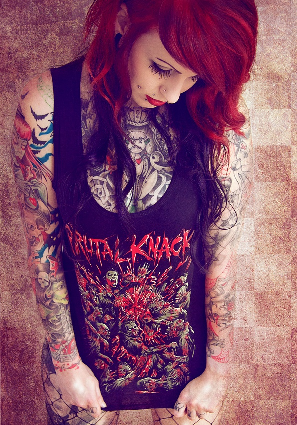 .: Girls, Tattoos, Piercing, Body Art, Tattoo Girl, Hair, Ink