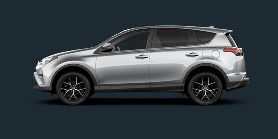 RAV4 | Overview & Features | Toyota UK