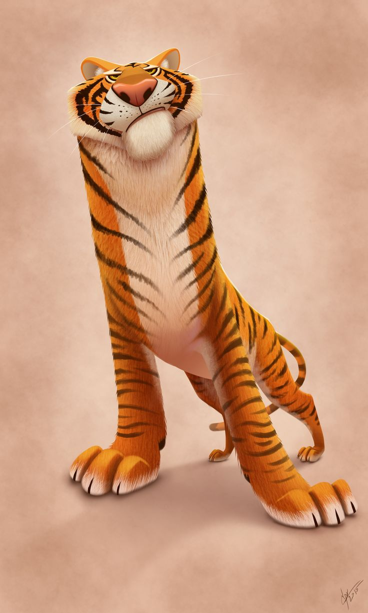ArtStation - animal character design, Eran Alboher