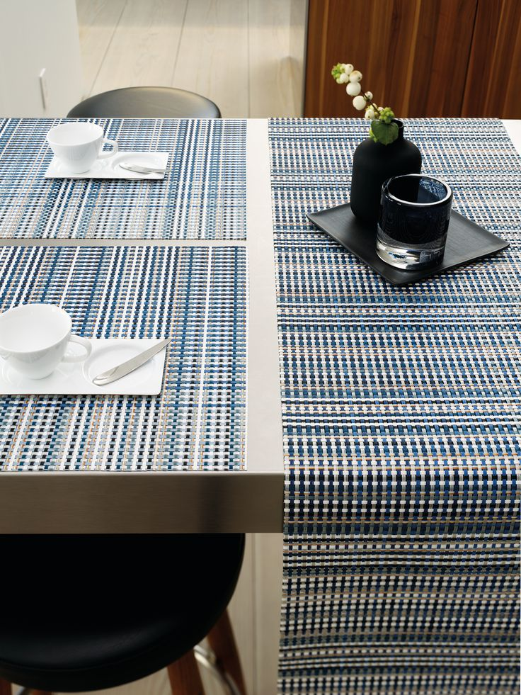Grid Is A New Collection For The Table Reminiscent Of The Multifaceted  Grids Found In Urban